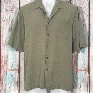 💎Jamaica Jaxx 100% Silk Shirt Size XL